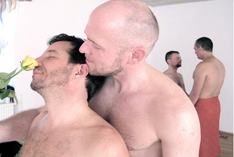 erotico gay massaggio porno